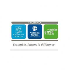 Logo Alliance Centrale Audencia ENSA