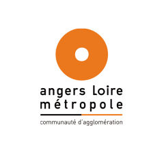 Logo Angers loire métropole