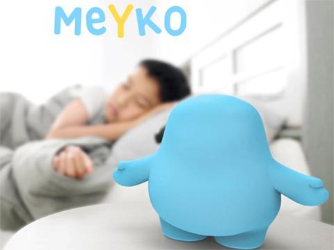 Meyko, le compagnon connecté des enfants asthmatiques
