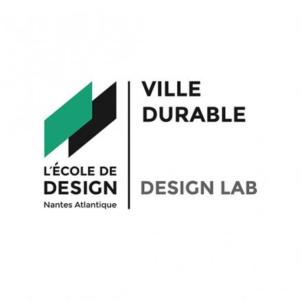 Logo Ville durable Design Lab