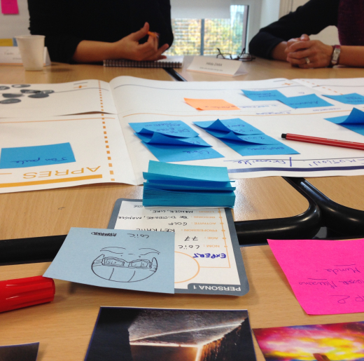 AD Lux : brainstorming