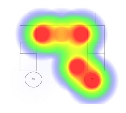 Heat Map - Ad lux