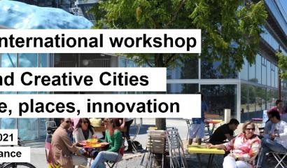 "Colloque ""Beyond Creative Cities"""